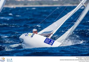 The Sailing World Cup  Hyères TPM