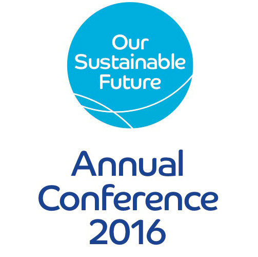Our Sustainable Future Logo