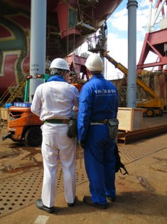 Thordon Bearings' Global Service & Support network operates 24/7 in more than 100 countries
