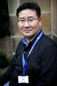 Simon Ro, Port Chaplain Busan South Korea, The Mission to Seafarers