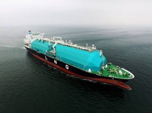 """The """"Seri Camellia"""", MISC's new LNG Carrier"""