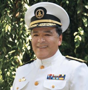 Captain Orlando Allard