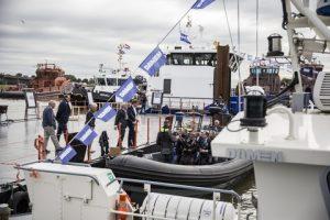 From the Damen Workboat Festival