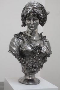 Italian Woman. 1986. By Jeff Koons.