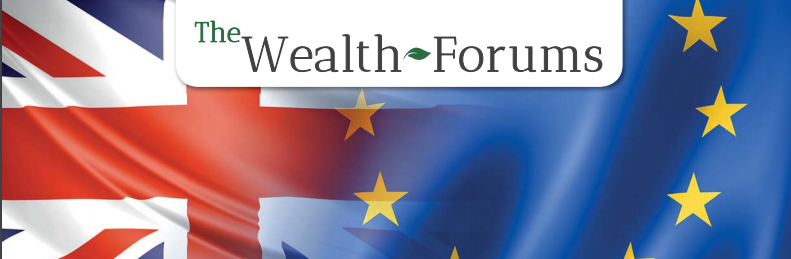 The Wealth Forum Conference London 04102016