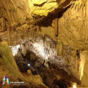 Cave of Antiparos.