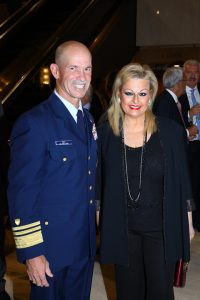 Charles with Zoe Lappa-Papamatthaiou