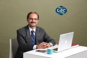 C Krishnakumar, General Manager, Logistics Services, Chennai