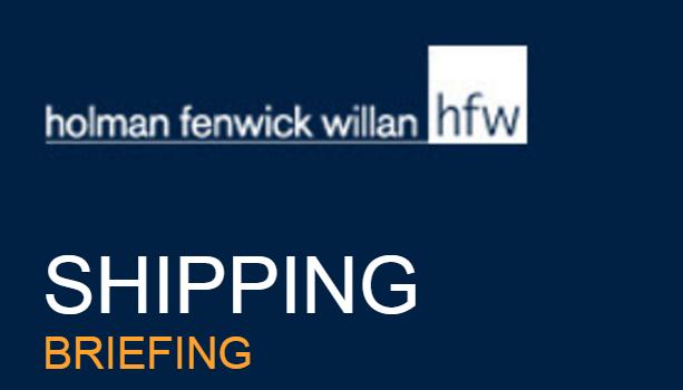 HFW SHIPPING NOV 2016