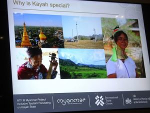 Kayah state's attractions.