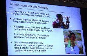 Diversity and dress.