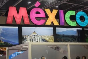 Mexico's huge presence at WTM.