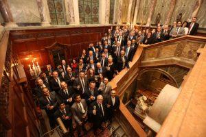 Sword of Honour and Globe of Honour winners 2016