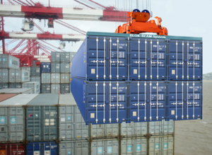 Loading six containers at a time could save the container shipping industry as much as US$2 billion per year