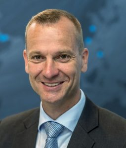Stephan Heessels is the Divisional Director for logistic systems at BEUMER Group.Picture credits: BEUMER Group GmbH & Co. KG