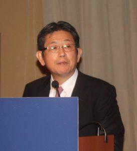 Masayoshi Hori.