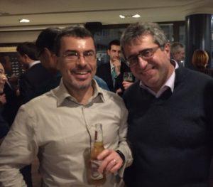 Christos Kottas and Dinos Symeonides