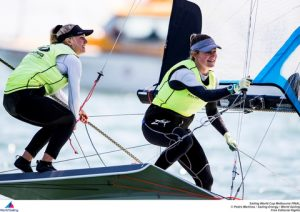 Sailing World Cup Melbourne FINAL 2016