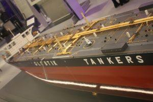Model of Globtik Tokyo.