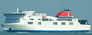 The Stena Horizon