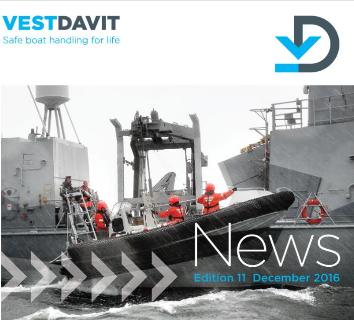 VESTDAVID NEWS DEC 2016