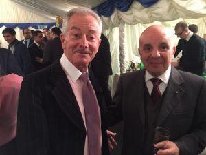 James Brewer and John Gauci-Maistre