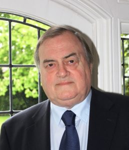 The Rt Hon Lord Prescott