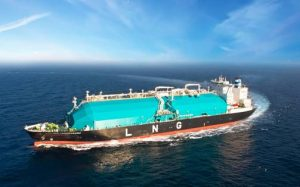 The Seri Cenderawasih, MISC's Second MOSS-Type of LNG Carrier