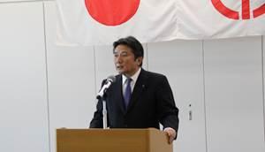 Eizo Murakami, President & CEO